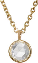 Finn Women's White-Diamond-Pendant Necklace