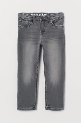 H&M Super Soft Slim Fit Jeans