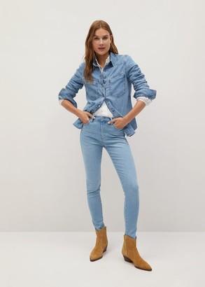 MANGO Cotton skinny Jeans