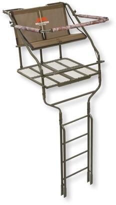 L.L. Bean Millennium Double Ladder Treestand L220, 18'
