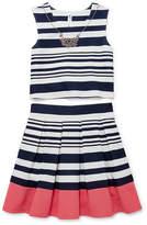 Knitworks Knit Works Sleeveless Dress Set - Big Kid Girls
