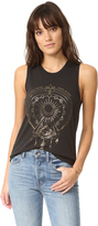 Spiritual Gangster Live by the Sun Muscle Tank