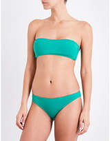 French Connection Bandeau bikini top