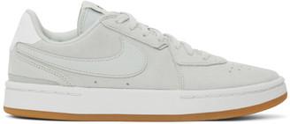 Nike Green Court Blanc Sneakers