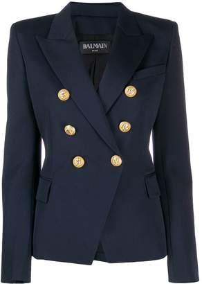 Balmain decorative buttons blazer