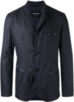 Giorgio Armani two button blazer - men - Polyester/Polyamide - 54