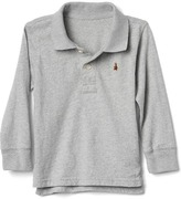 Gap Brannan long sleeve polo