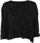 Issey Miyake Cropped T-Shirt