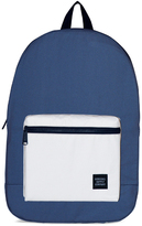 Herschel Packable Daypack Bag Blue & White