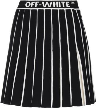 Off-White OFF-WHITETM Mini skirts