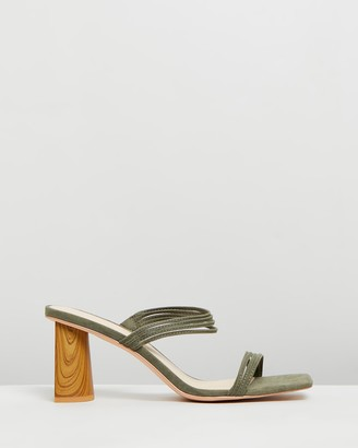Atmos & Here Vegan - Ylang Heels