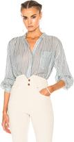 Etoile Isabel Marant Jana Striped Shirt