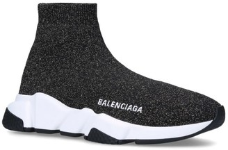 Balenciaga Speed Mid-Top Sneakers