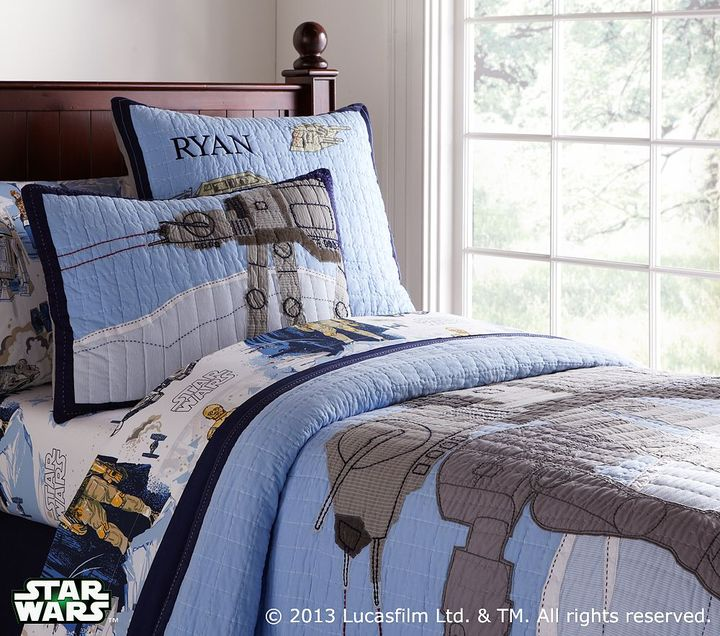 Star Wars AT-ATTM; Quilted Bedding