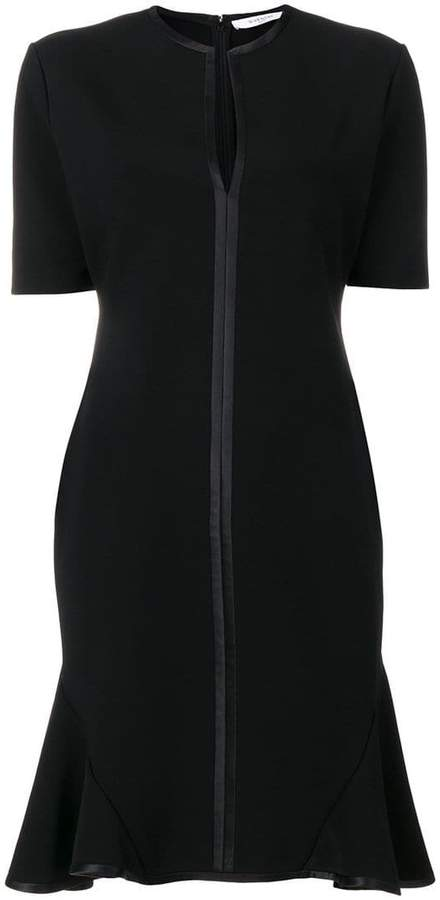 Givenchy flared tailored dress