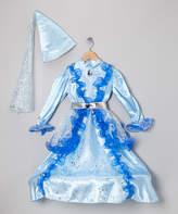 Blue Fairy Dress-Up Set - Kids