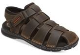 Rockport Men's Darwyn Closed-Toe Fisherman Sandals Men's Shoes