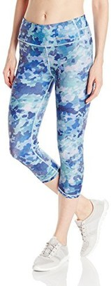 Bench Women's Camo Capri Legging