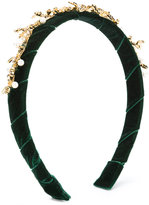 David Charles Kids bejewelled headband