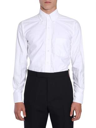 Thom Browne Striped Placket Shirt