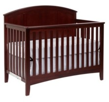 Suite Bebe Blakely 4-in-1 Convertible Crib