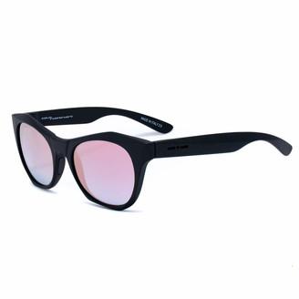 Italia Independent Women's 0923-009-000 Sunglasses Black (Negro) 52.0