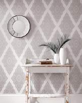 Graham & Brown Jewel Pearl Silver Wallpaper