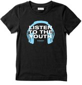 SUPERISM - Youth Boy's Listen T-Shirt