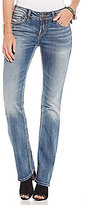 Silver Jeans Co. Suki Mid-Rise Slim Bootcut Jeans