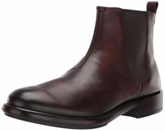Ecco Men's Stealth Artisan Chelsea Ankle Boot