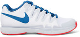 Nike Tennis - Zoom Vapor 9.5 Tour Rubber-trimmed Mesh Tennis Sneakers - White