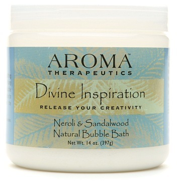 Aroma Therapeutics Abra Divine Inspiration Bubble Bath Neroli & Sandalwood