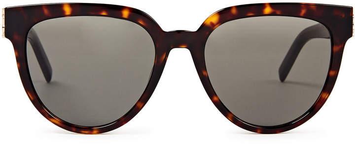 Look M28 Tortoiseshell Sl Sunglasses Round 0OXPnwk8