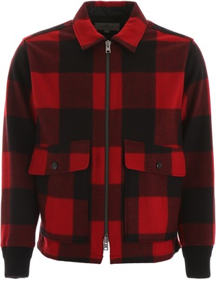 Woolrich Check Jacket