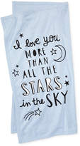 First Impressions Stars in the Sky Cotton Blanket, Baby Boys & Girls, Created for Macy's