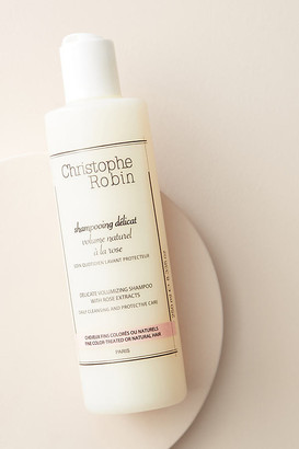 Christophe Robin Delicate Volumizing Shampoo By in White Size ALL