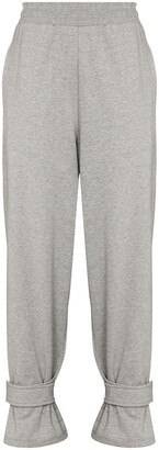 Frankie Shop Drawstring Cotton Track Pants