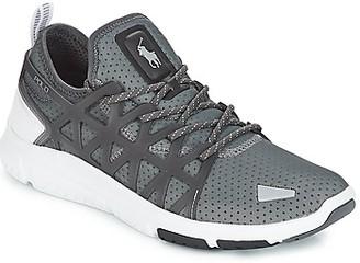 Polo Ralph Lauren TRAIN 201 men's Shoes (Trainers) in Grey