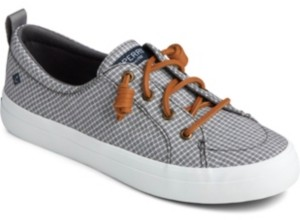 Sperry Crest Vibe Mini Check Sneaker Women's Shoes