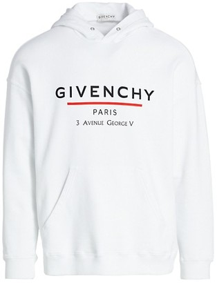 Givenchy Regular-Fit Logo Hoodie