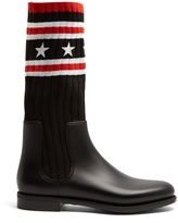Givenchy Storm knit ankle boots