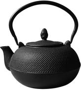 Old Dutch 3 l Hakone Matte Black Cast Iron Teapot/Wood Stove Humidifier