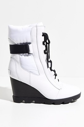 Sorel Joan Uptown Mid Lace Boots