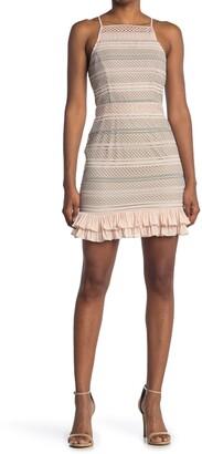 Adelyn Rae Kirstyn A-Line Dress