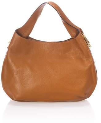 Lisa Minardi Leather Shoulder Bag