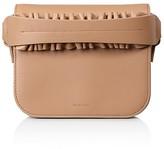 AllSaints Maya Leather Clutch