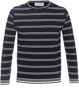 TOMORROWLAND Striped crew-neck sweater