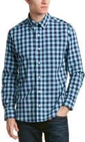 Bills Khakis Standard Issue Slim Fit Woven Shirt