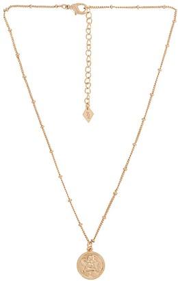 Joy Dravecky Jewelry Cherub Baby Pendant Necklace