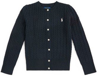Ralph Lauren Kids Cable-Knit Cardigan (5-6 Years)